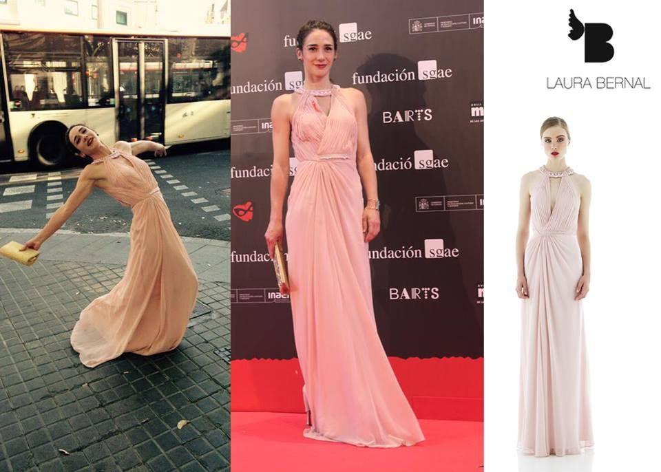 LAURA BERNAL ♡ Marta Poveda vestida de Laura Bernal. La actriz ...