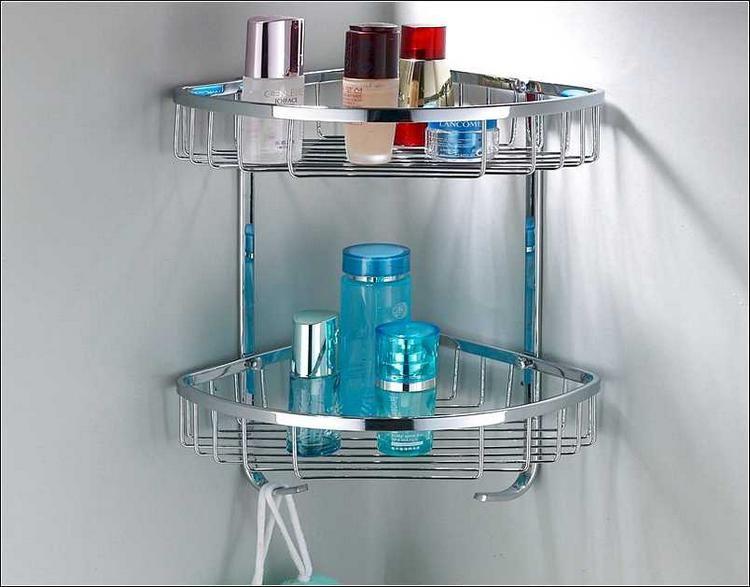Stainless Steel Bathroom Corner Shelves Bathroom Shelves Bed And Accessories Trends Edg3g00gxz Dekorasi Rumah Rumah Dekorasi