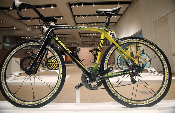 Lance Armstrong's Artist-Painted Bikes For Sale At Sotheby's Auction