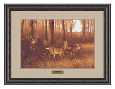 Hayden Lambson Framed Artwork - The Magic Moment