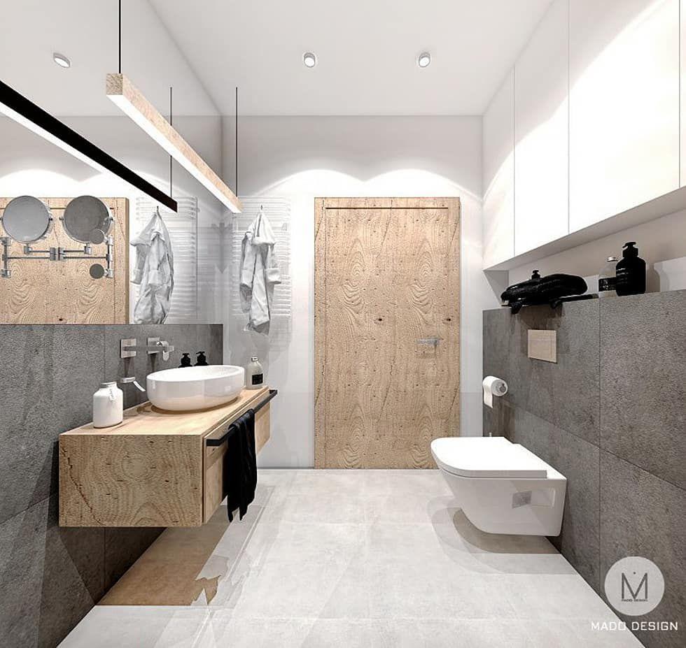 Fotos de baños de estilo escandinavo de mado design