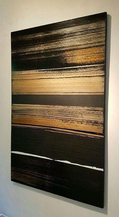 39+ Trendy Painting Art Ideas Abstraktes Blattgold   - Malerei - #abstraktekunst #Abstraktes #ART #Blattgold #Ideas #Malerei #Painting #Trendy #trendybedroom