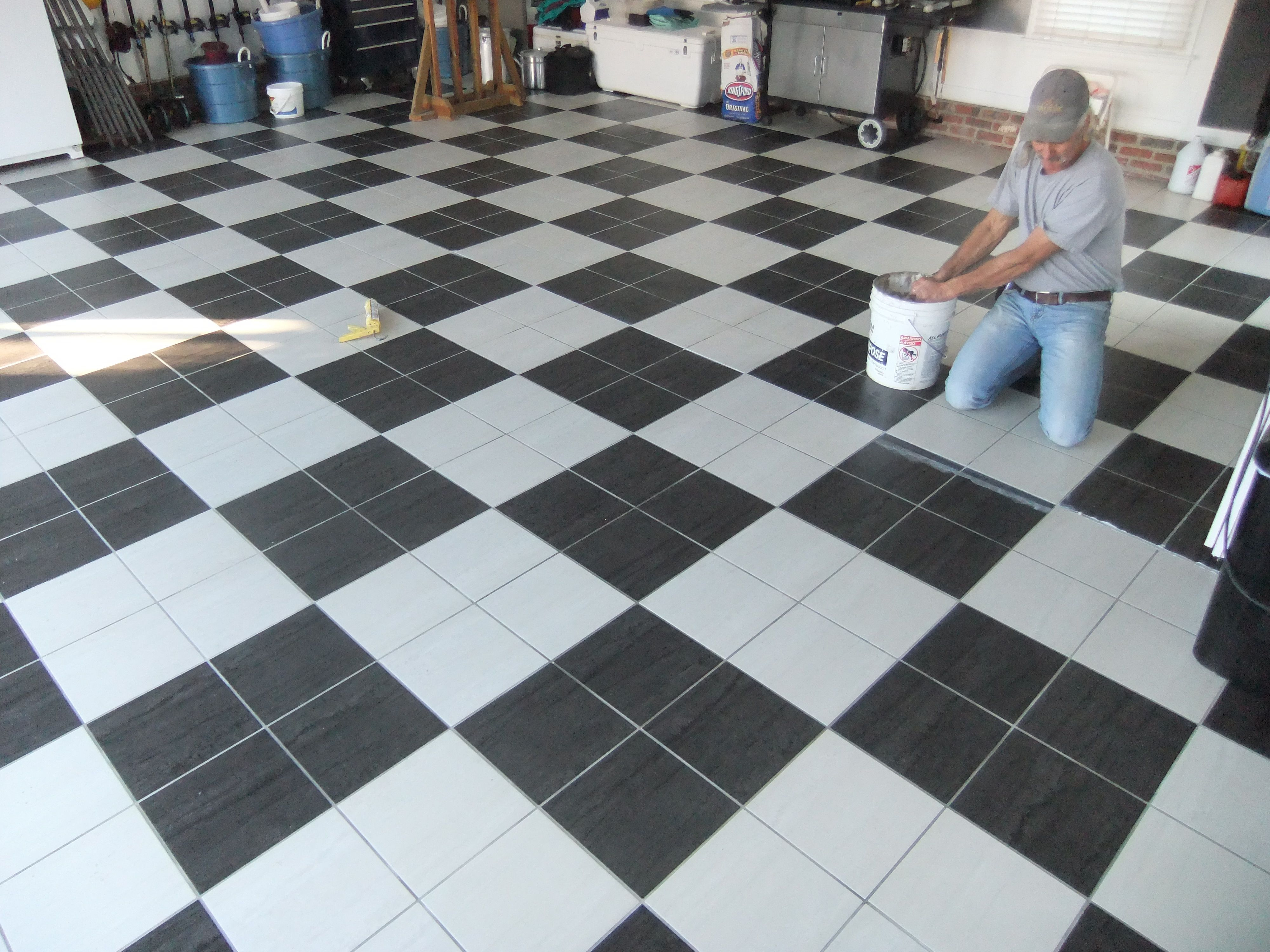 Garage Flooring Options See More Ideas About Epoxy Garage Floor Paint Best Garage Floor Paint And Epoxy Garage