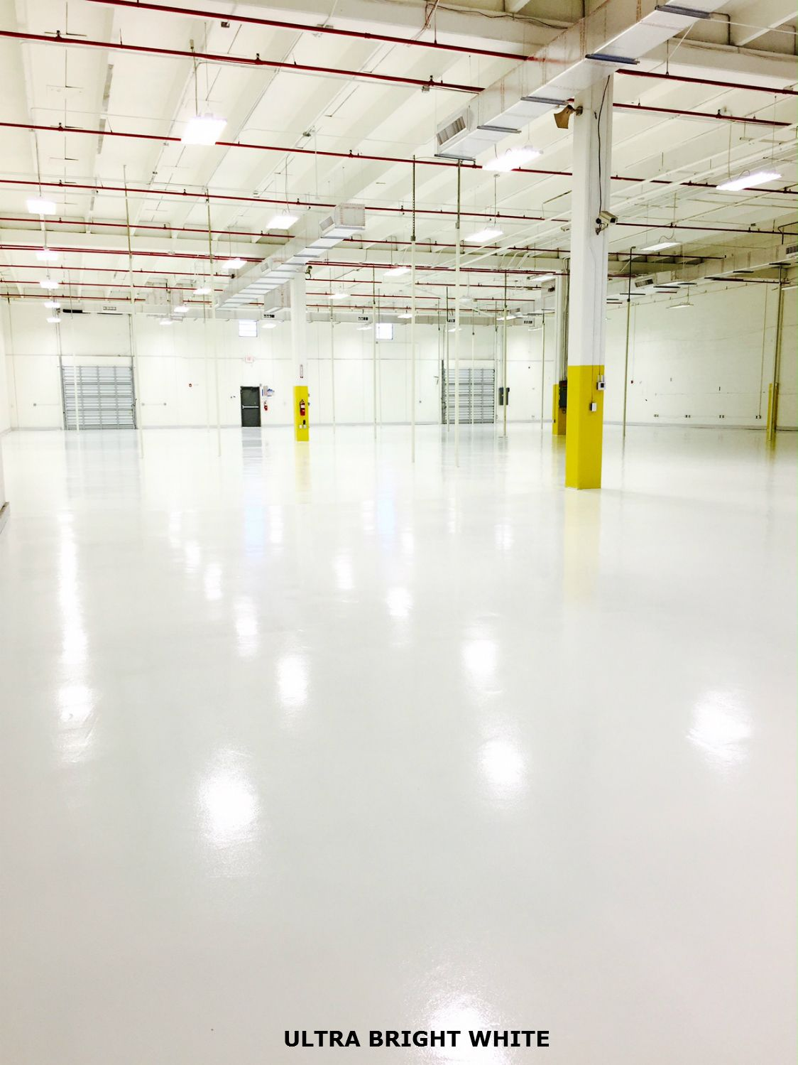 Industrial Epoxy Flooring Military Grade Quality Floor Paint Epoxy Floor Finishing Basement Waterproofing Basement
