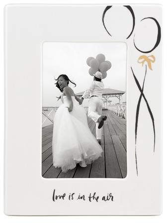 66387193502 Kate Spade Love Is In The Air Frame | Products | Party frame, Bridal ...