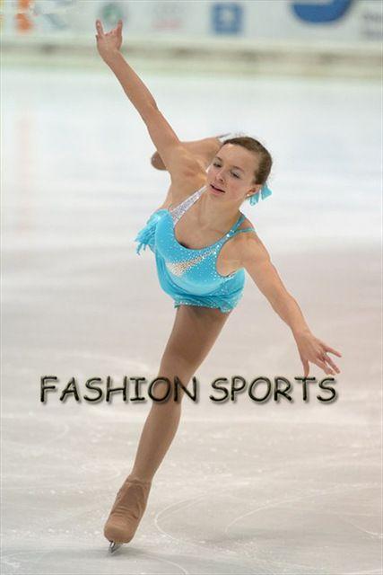 Figure Skating Competition Dresses For Girls  Beautiful New Brand Figure Skating Ice Dance Dresses Custom HB1562