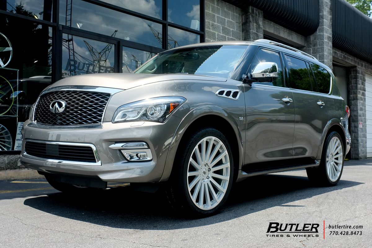 Larte design tuning exot infiniti qx80 qx56 dream cars and cars vanachro Gallery