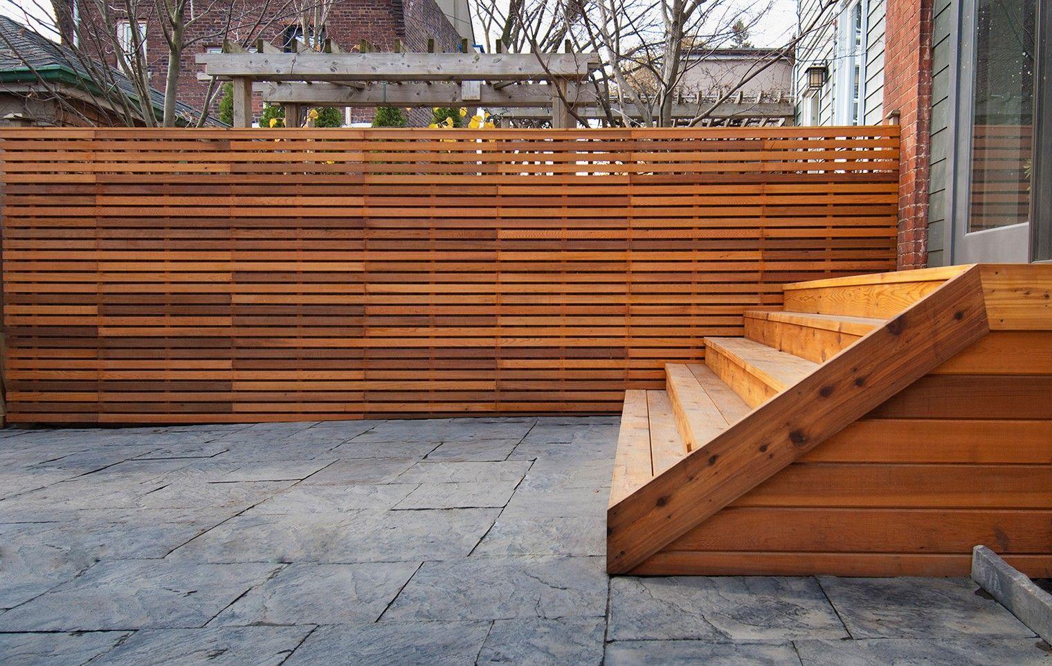 Modern-Wood-Fence-Design.jpg (1520×963) | Modern fence ...