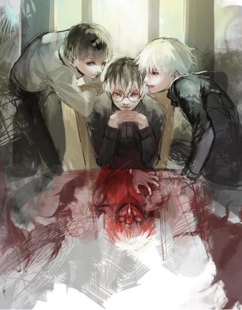 Manga-Ghoul