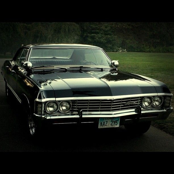 Supernatural S 1967 Chevrolet Impala Had A Gold One And It