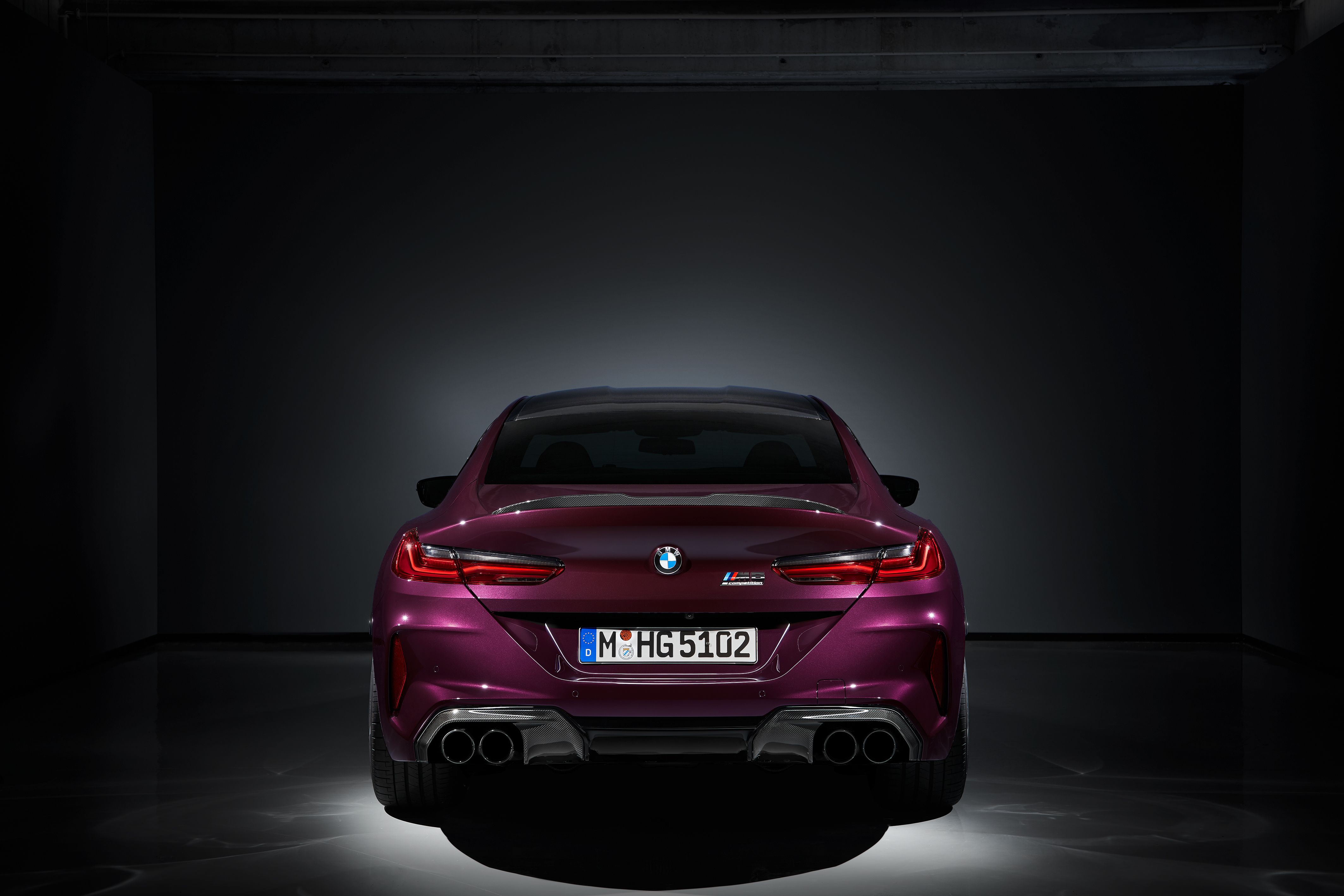 New 2020 Bmw 8 Series M850i Xdrive Gran Coupe 4dr Car In Glendale