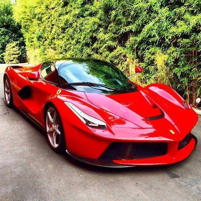 Ferrari Laferrari Concept Cars