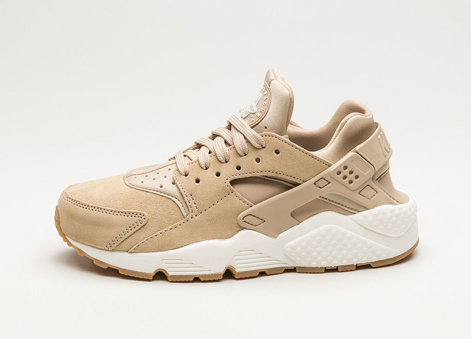 210a376a907c Nike Wmns Air Huarache Run SD (Mushroom   Light Bone – Sail – Gum Ligh