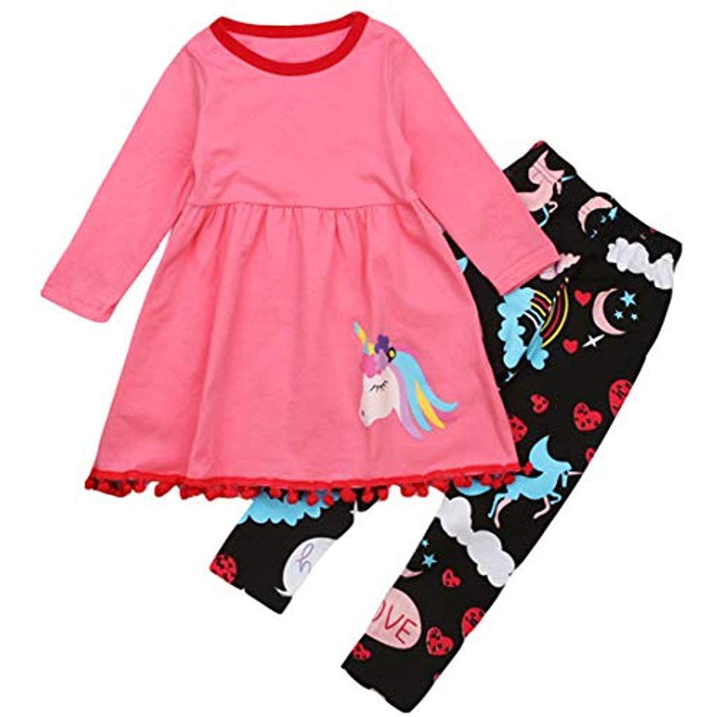 Baby Mädchen Kleidung Langarmshirt Strickjacke Hose Leggings blumen Outfits