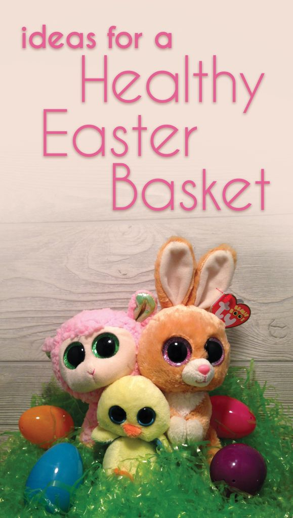 Ideas for a healthy easter basket restrictive diet and adhd easter healthy easter basket ideas negle Image collections
