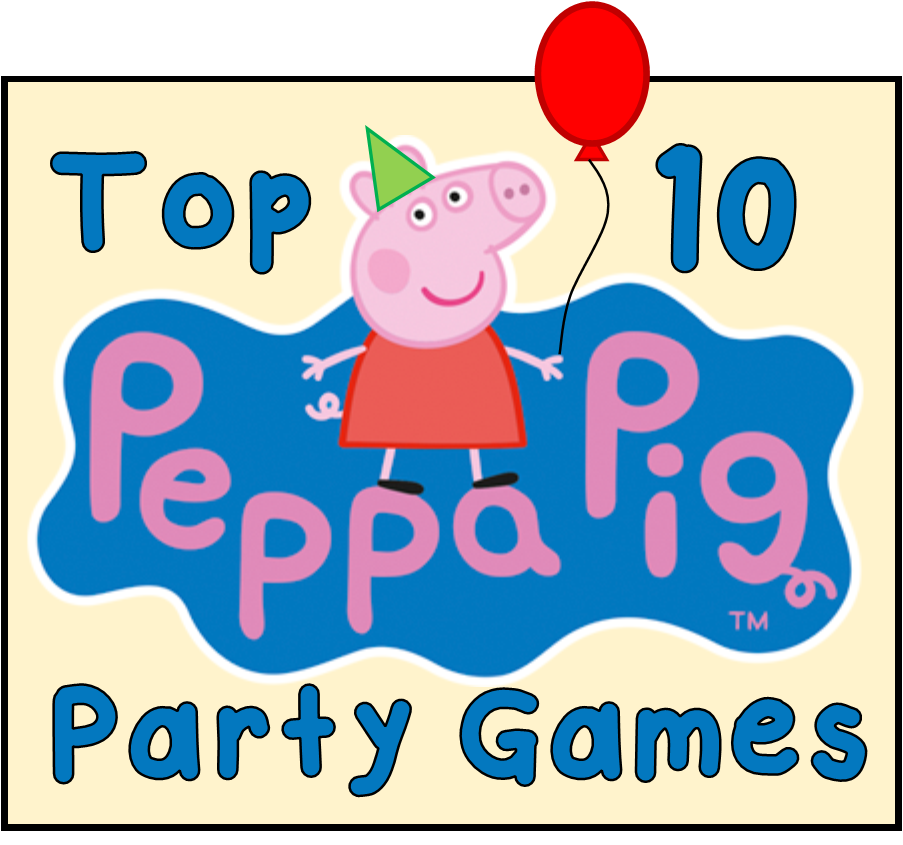 8eaac1584bc2 Our top 10 Peppa Pig party games are just what you are looking for ...