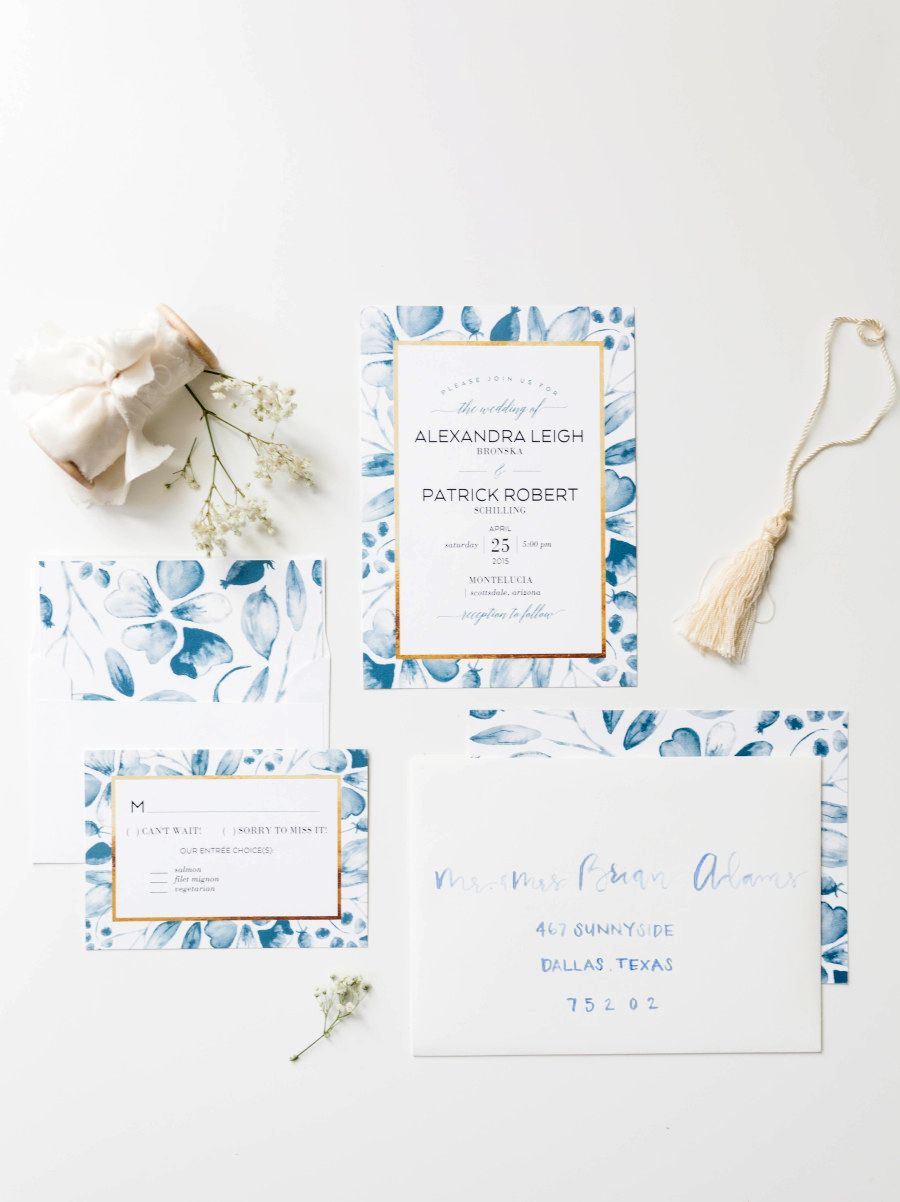 4 Things To Know About Your Wedding Invitation Suite From A