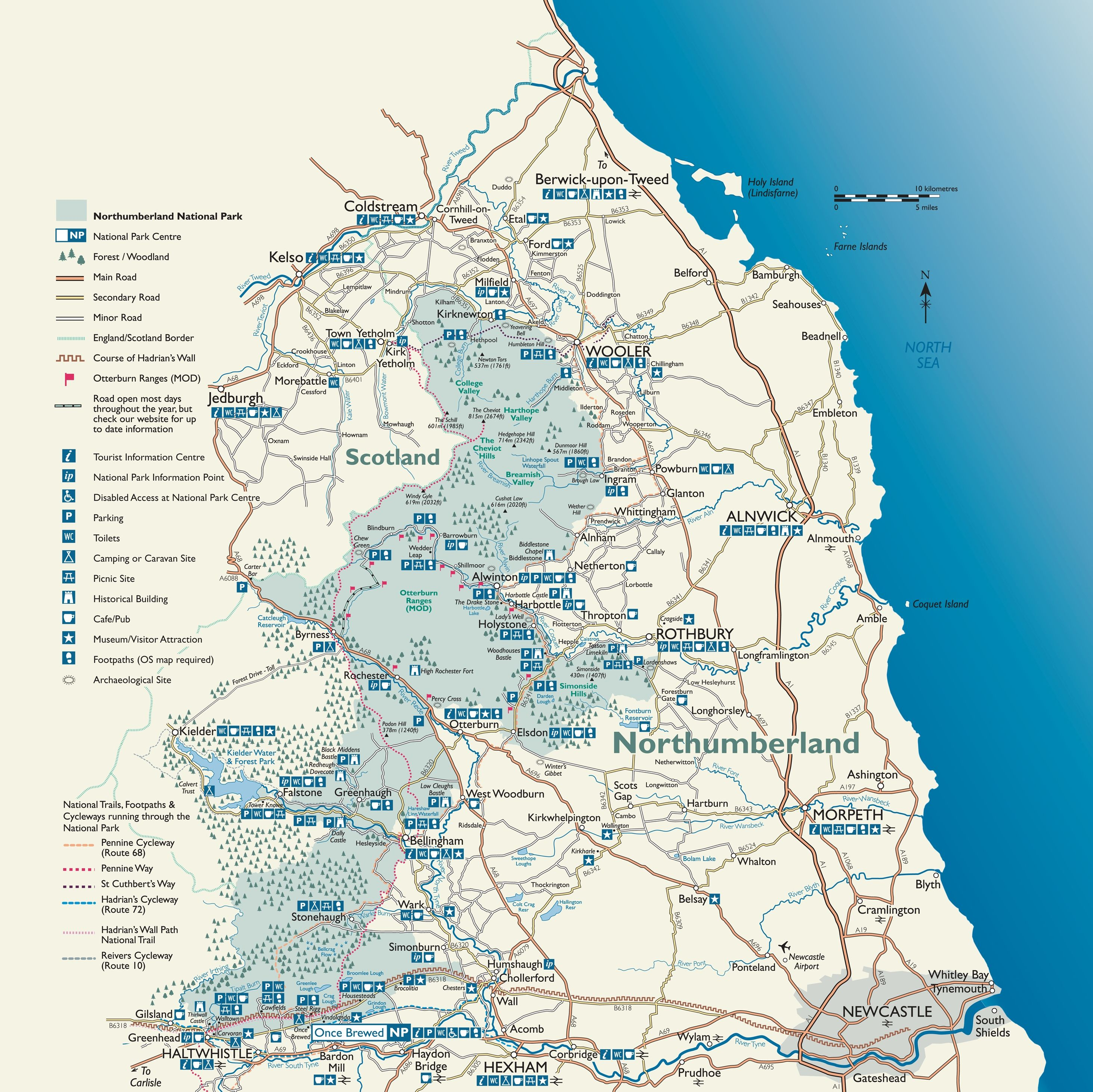Places To Visit North East Coast England