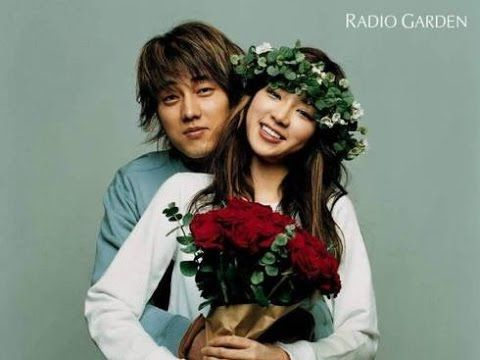 Park Han Byul & So Ji Sub in Radio Garden !  They Looks like Stepped out...