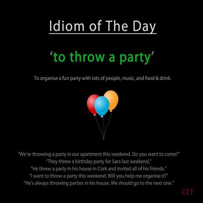 #idioms #ELT #voc | ENGLISH VOCABULARY | English idioms ...