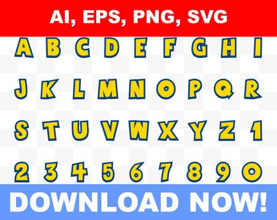 CLIPART Toy Story PNG round images instant download.