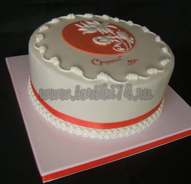 Заказать торт в челябинске свадебный