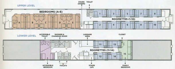 image result for amtrak superliner roomette images train pinterest. Black Bedroom Furniture Sets. Home Design Ideas