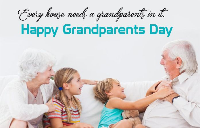 Best Happy Grandparents Day Images with Quotes & Sayings