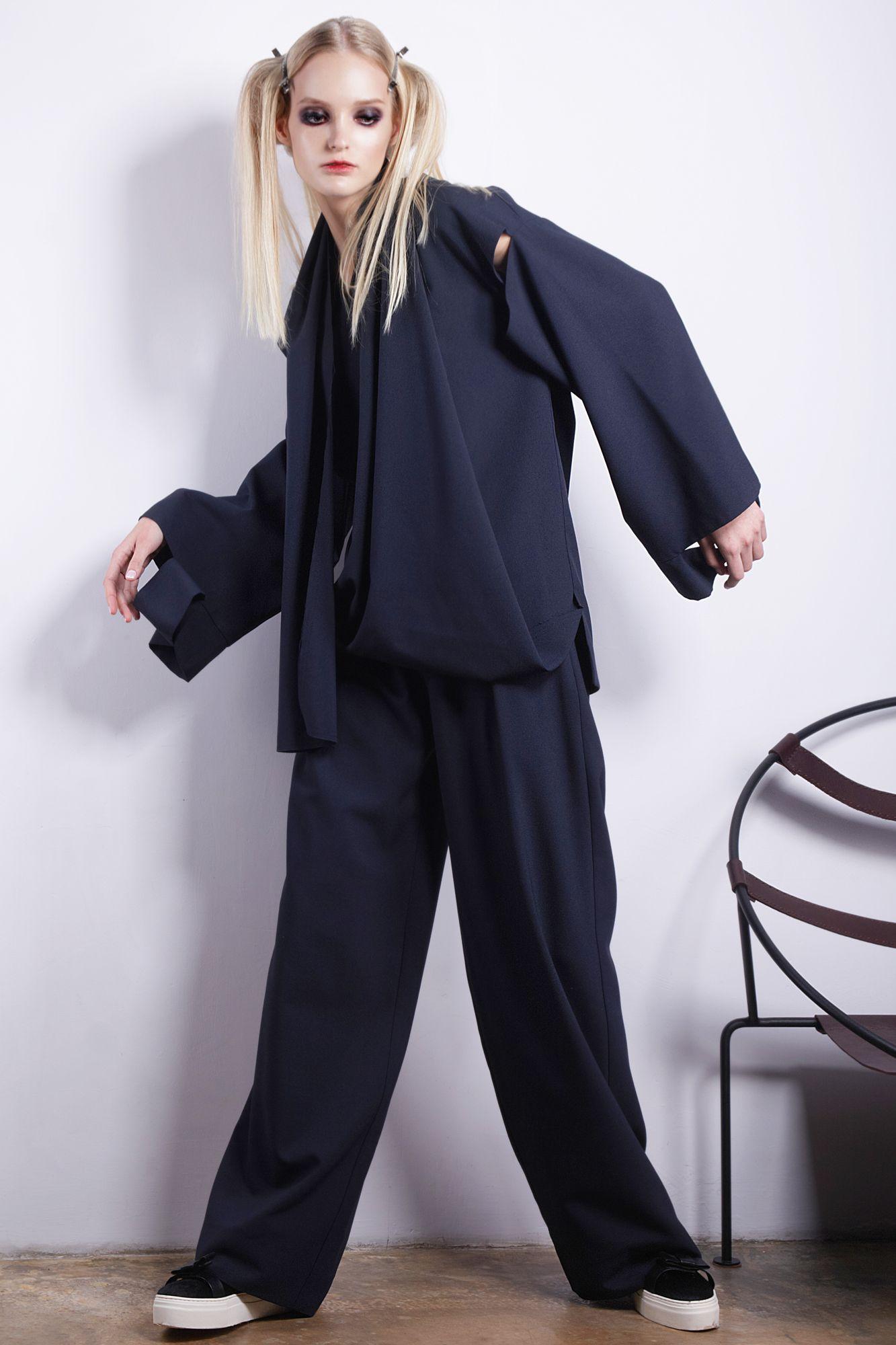 Сostume: tunic-transformer and trousers