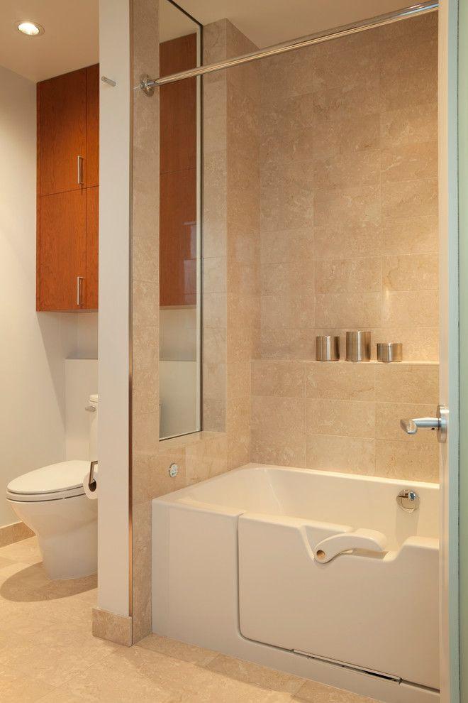 Shower Niche Ideas Bathroom Contemporary With Bathroom Cabinet Bathtub  Bathtub