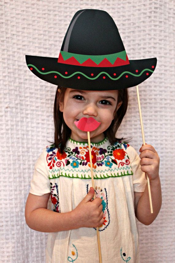 Happy Cinco de Mayo! | Party | Pinterest | Mexiko und Kind