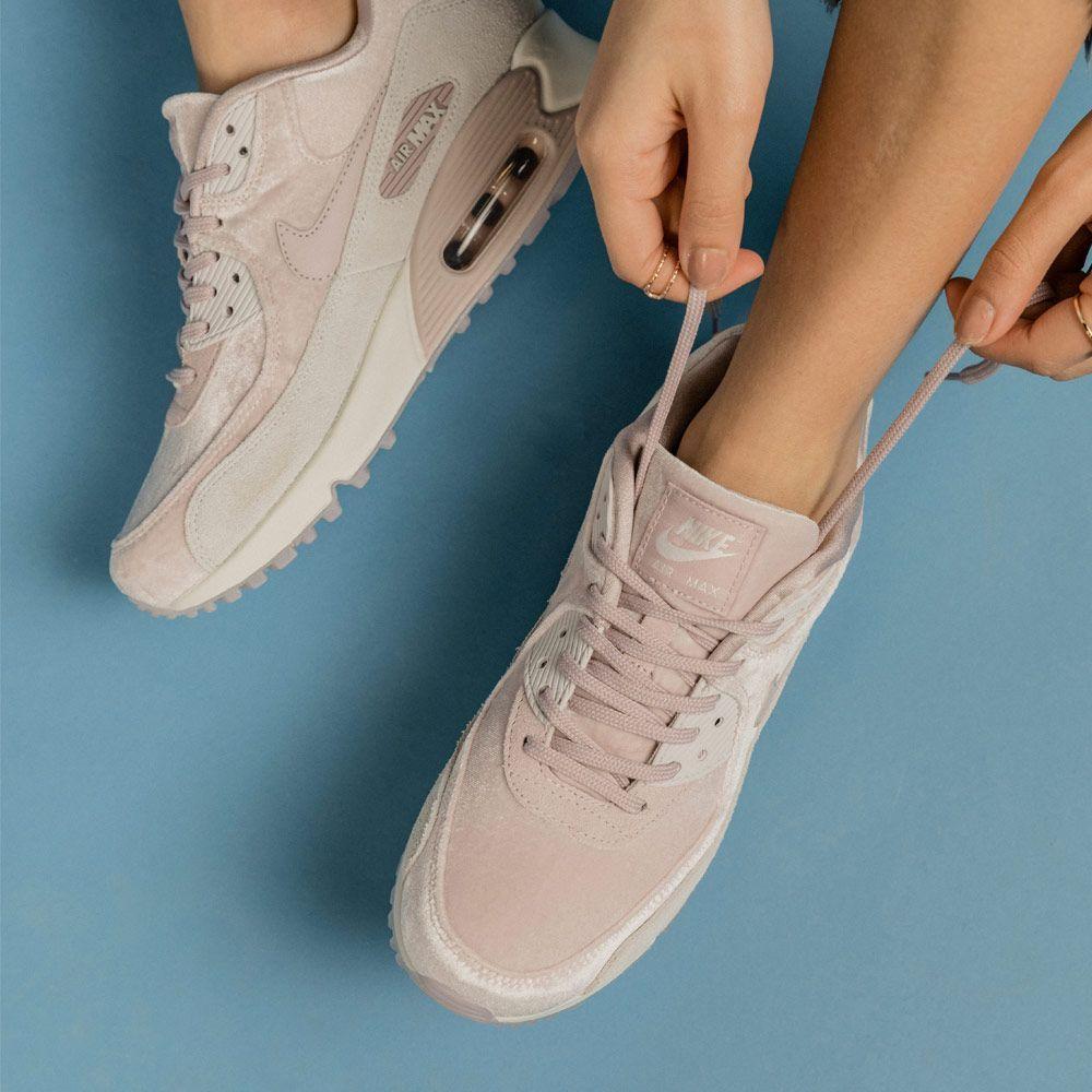 Nike air max 90 velvet pack. Footasylum womens #Sneakers