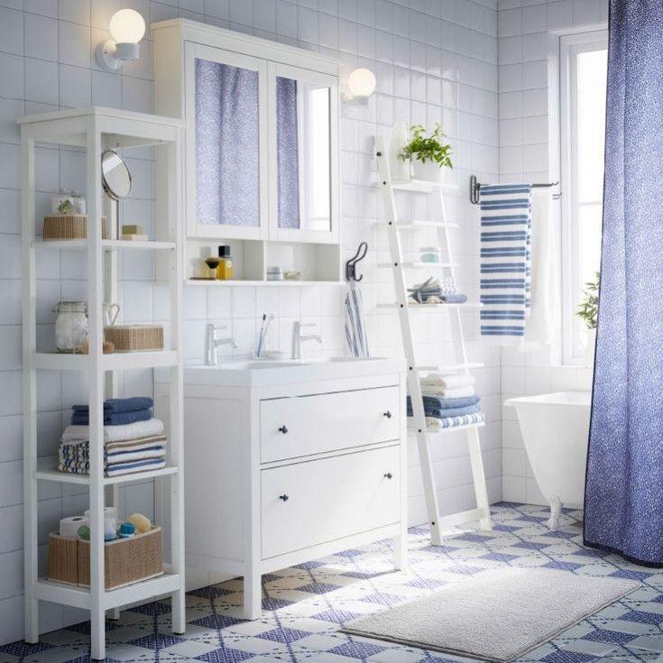 Tag re ikea hemnes que ce soit pour une chambre une for Hemnes salle de bain