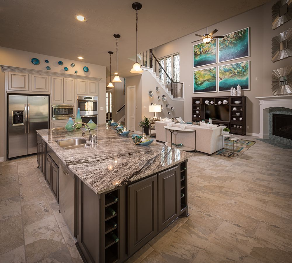 New Homes Decorated Models: Photo & Video Gallery