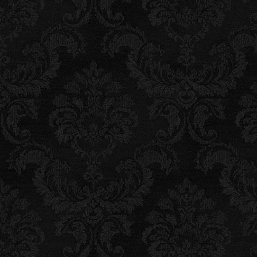 Norwall Damask Emboss Wallpaper Black Damask Wallpaper Embossed Wallpaper Damask