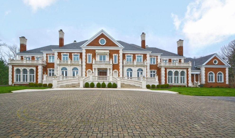 Mansion House Plans 10 Bedrooms New 20 000 Square Foot Stately Brick Mansion In Cincinnati Oh Mansions Mansions Homes Expensive Houses