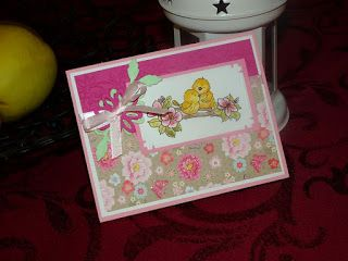 Kika's Designs : Little Birds