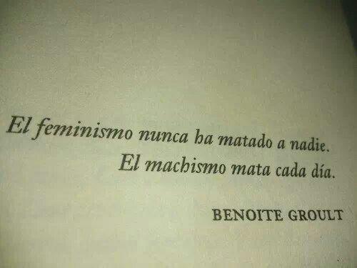 El Feminismo Con Imagenes Frases Feministas Feminismo Feminista