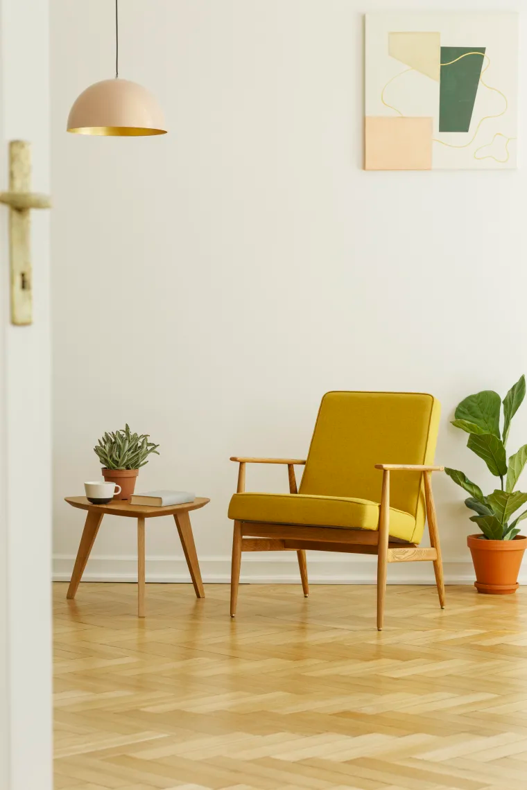 Mid-Century Modern Style May Be On Its Way Out, According to Interior Designers