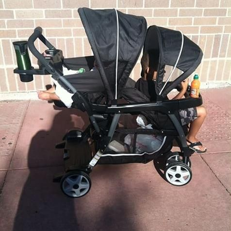 Double Stroller! Only $100.00