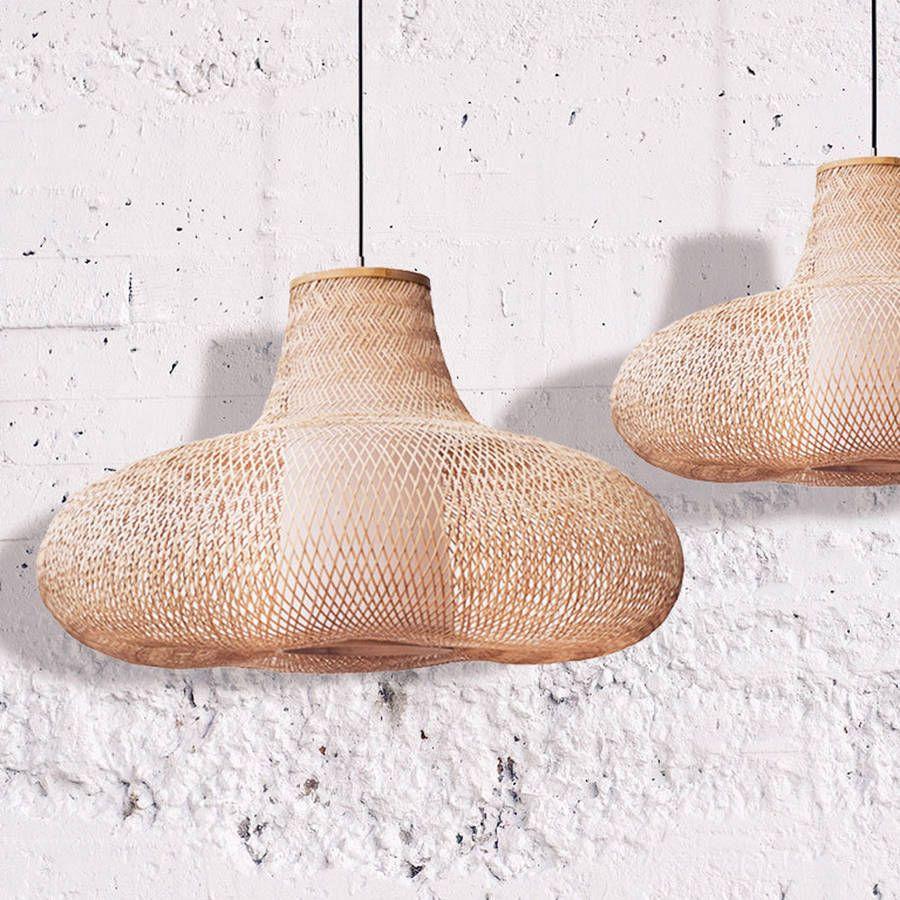 Suspensions May natural 585€ Ay Illuminate en bambou