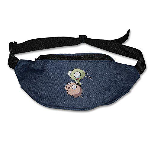 Love Surfing Sport Waist Bag Fanny Pack Adjustable For Hike