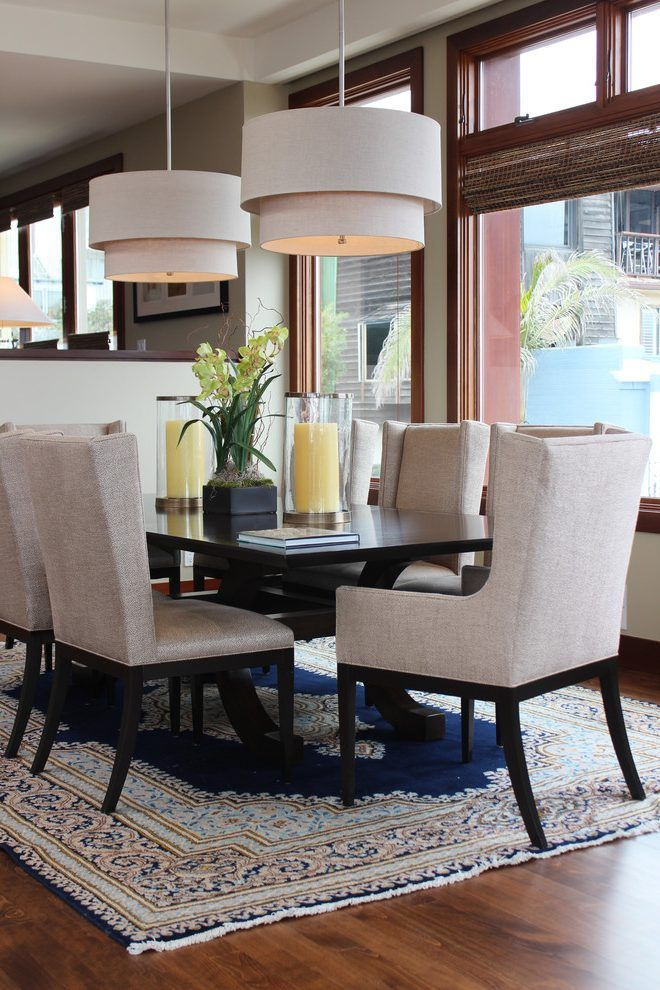 How To Accessorize Your Dining Table Perfectly With 2017 Latest Pleasing Trends In Dining Rooms Inspiration