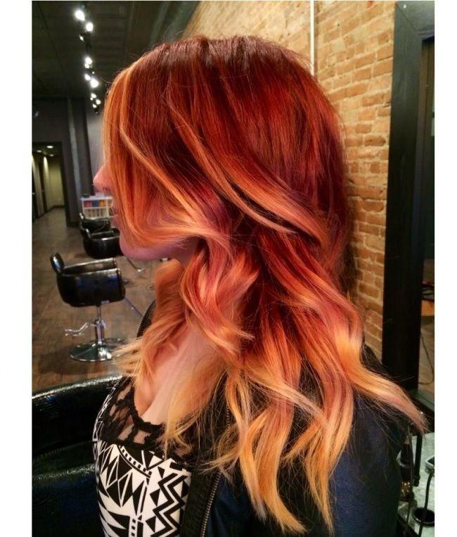 couleurs cheveux tendance automne 2015 20 mod les en photos cheveux roux pinterest. Black Bedroom Furniture Sets. Home Design Ideas