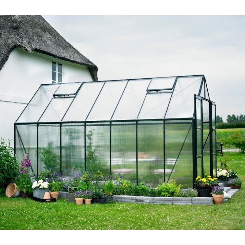 Serre De Jardin In 2020 Backyard Barn Renovation Hall