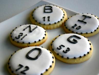 Bingo cake ideas #bingo #cakes #gambling