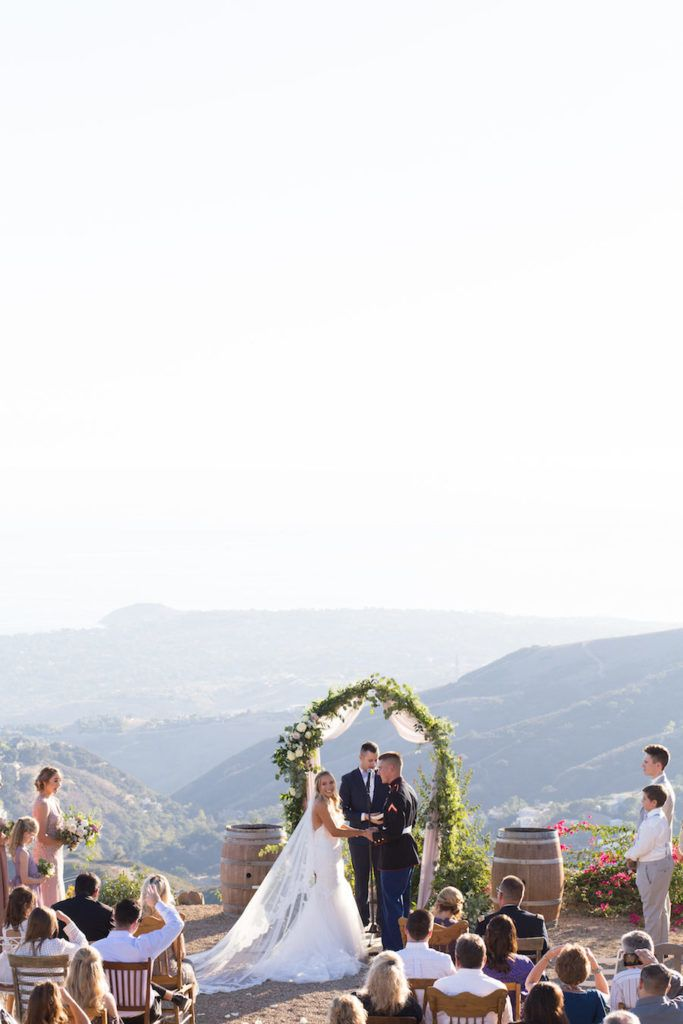 Epic California Military Wedding Giveaway With Robert Michael Films