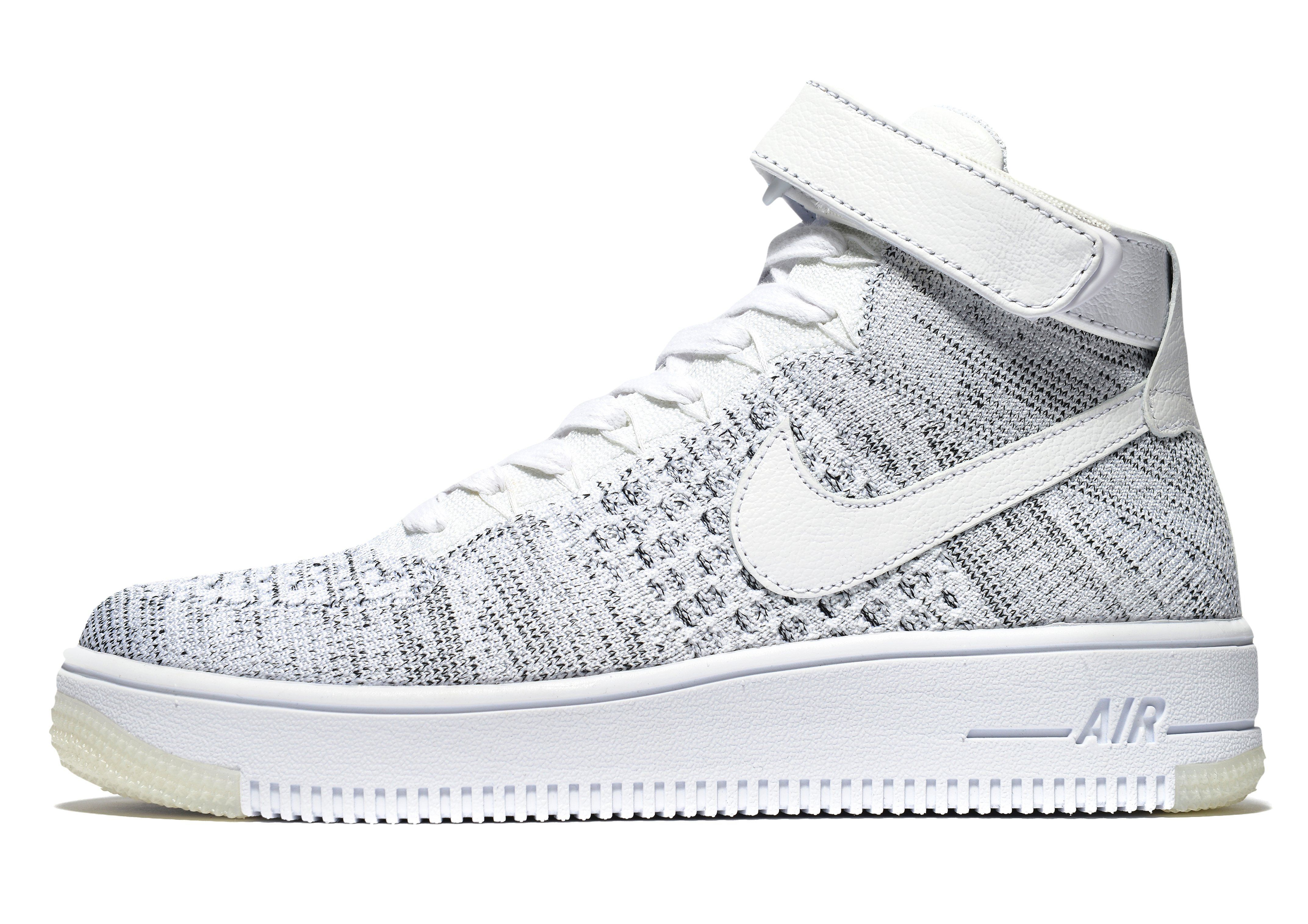 Nike Air Force 1 Mid Flyknit Women's - Shop online for Nike Air Force 1 Mid