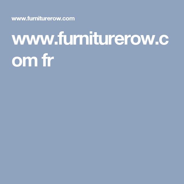 Www Furniturerow Com Fr Rowe Furniture Design Inspiration
