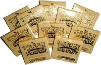 $10.95 - Sandalwood Scented Matches, set of 10 bookets